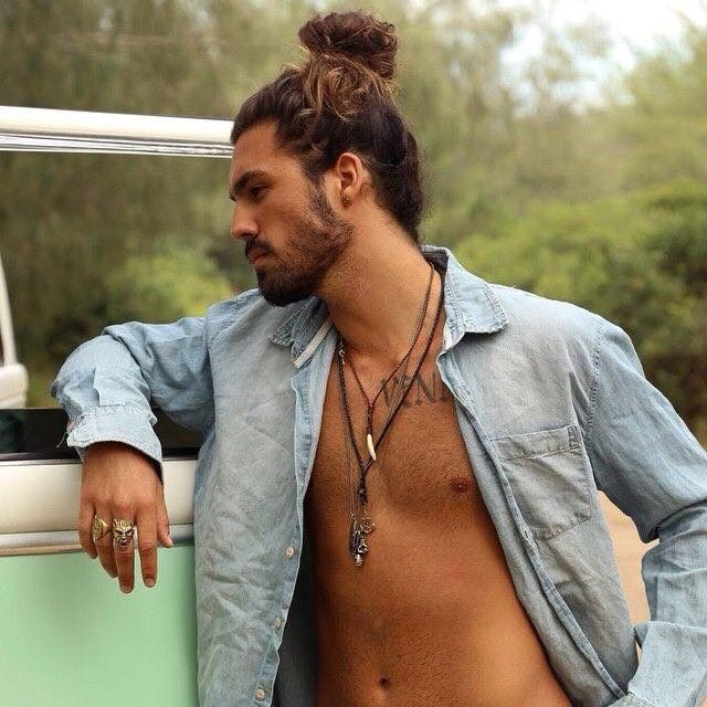 5 Quick Amp Lively Man Buns You Can Style In Minutes