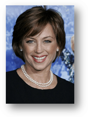 Medium Hairstyle for Dorothy Hamill