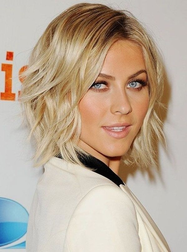 Medium Length Blonde Hairstyles 11