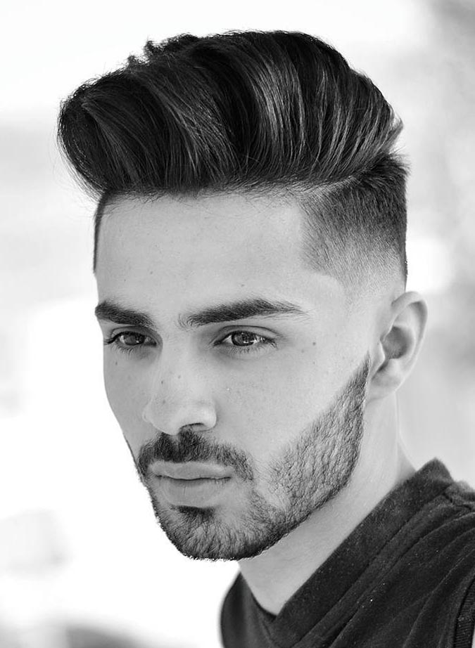 Top 7 Men\'s Hairstyles for Square Faces and Chiseled Jaws
