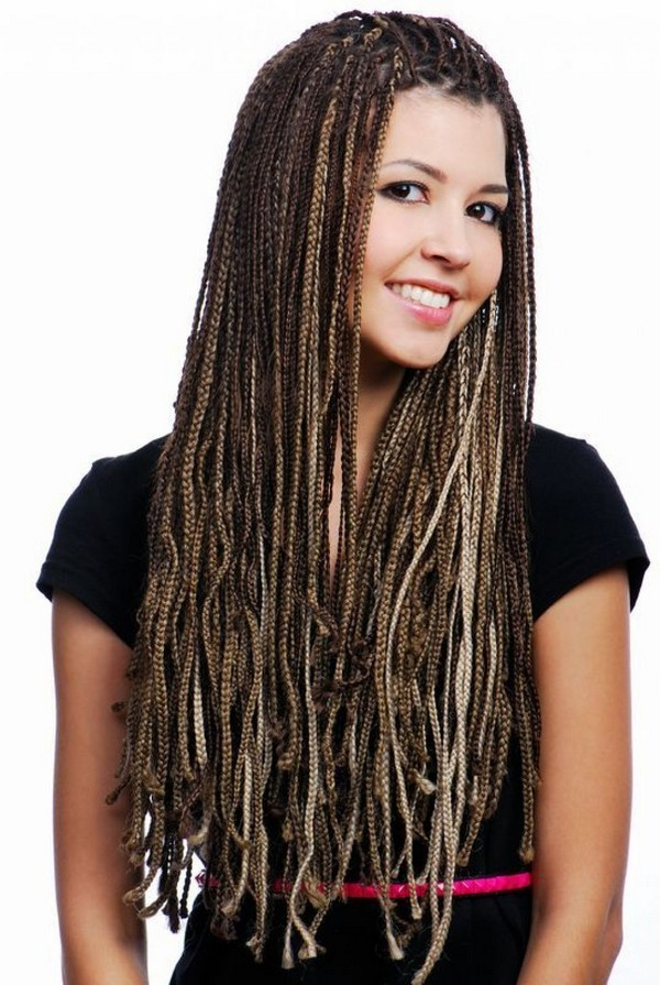 Strange 25 Dominant Micro Braids For Your Absolute Perfect Look Hairstyles For Men Maxibearus