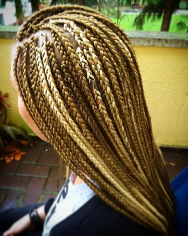 25 dominant micro braids for your absolute perfect look the longer that your braids are the more striking that they will look add extensions to your hair pmusecretfo Image collections