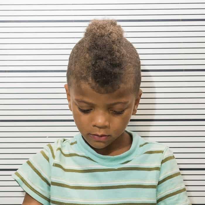 10 Unbeatable Little Black Boy Mohawk Hairstyles