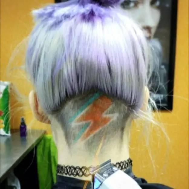 35 Stunning Nape Undercuts For Women Hairstylecamp