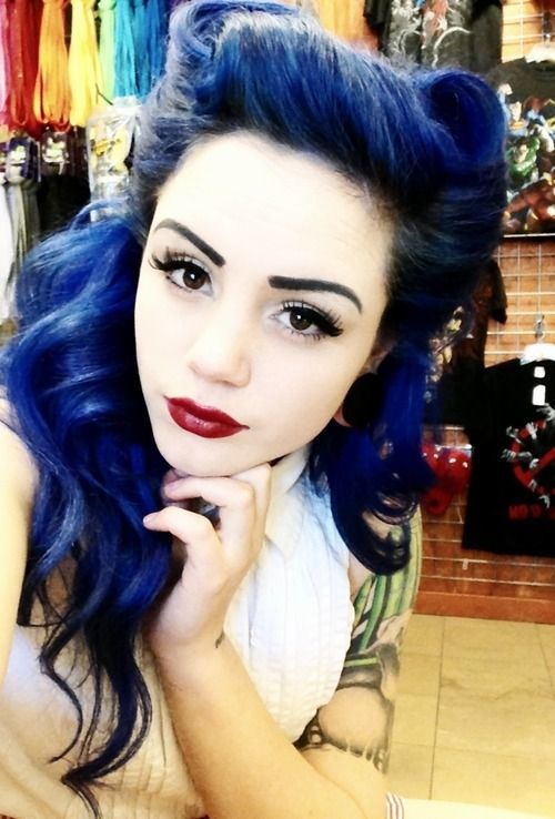 navy-blue-hair-color-ideas-6