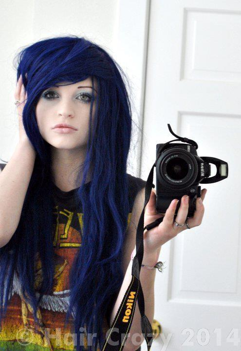 navy-blue-hair-color-ideas-7