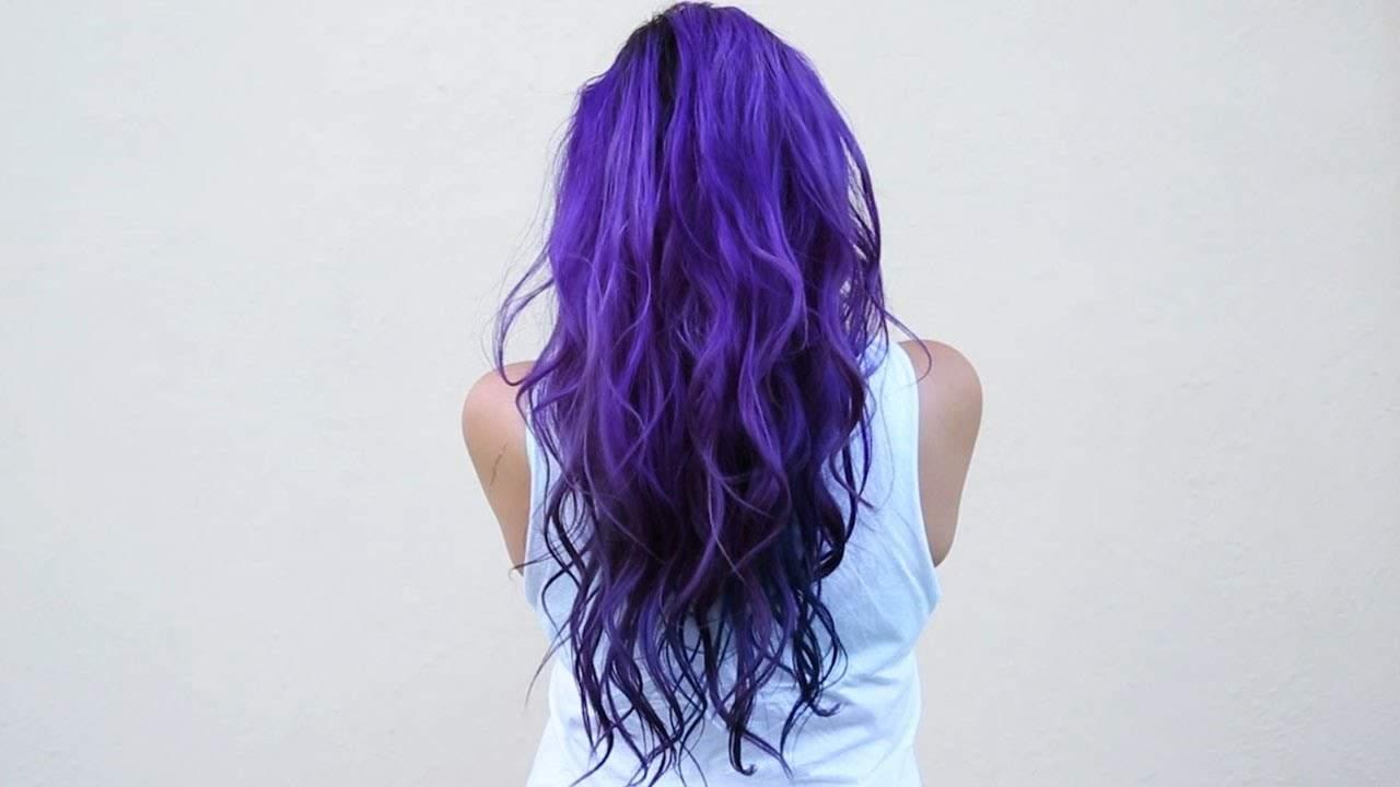 7 Statuesque Navy Blue Hair Color Ideas Hairstylecamp