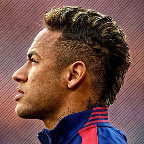 70 Superstar Soccer Player Haircuts You Can Copy 2021