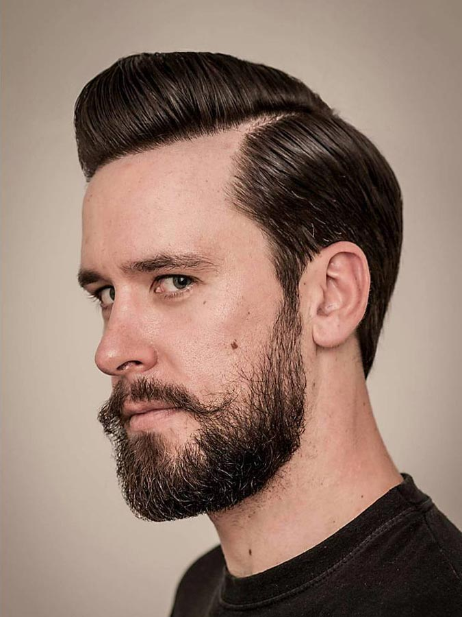 43 Ideal Hairstyles To Hide Your Widow S Peak Hairstylecamp