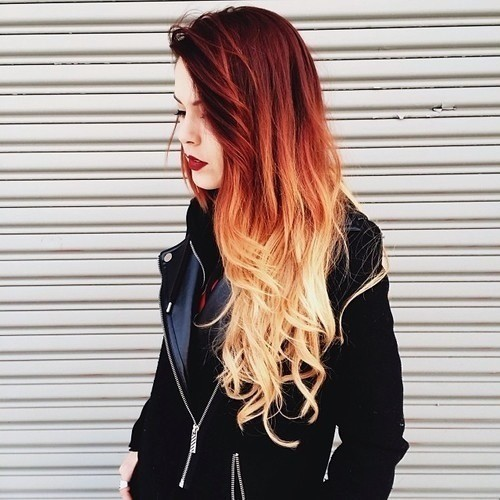 20 Greatest Red Ombre Hair Color Ideas You Ll See This Year