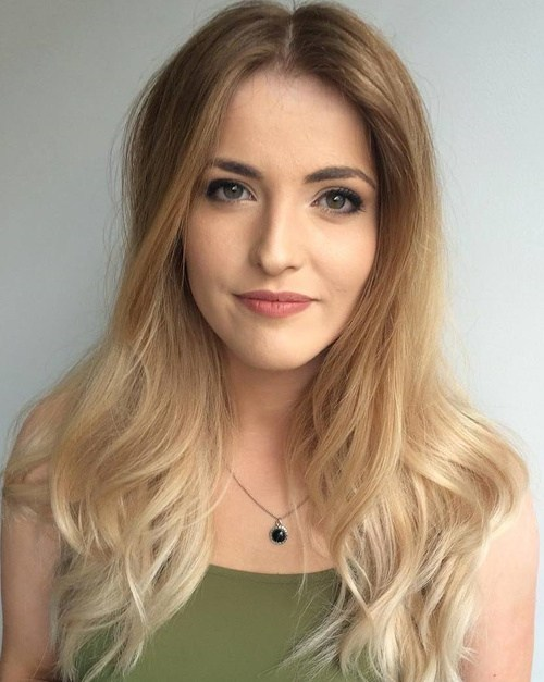12 lustrous sandy and mousy brown hairstyles to copy sandy brown ombre urmus Choice Image