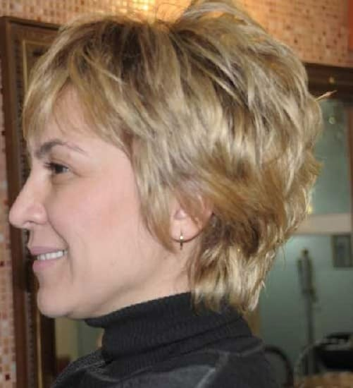 30 Epic Shaggy Hairstyles For Fine Haired Women Over 50