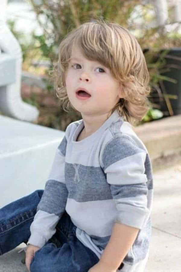 90 Splendid Little Boy Haircuts December 2020