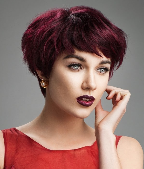 20 Elegant And Short Choppy Hairstyles For Classy Girls