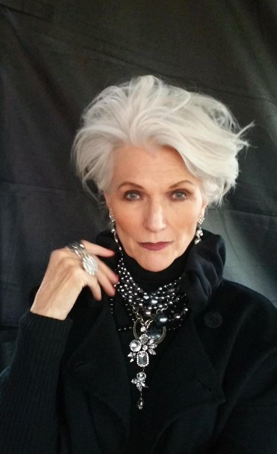 33 Respectful Short Hairstyles For Older Women Hairstylecamp