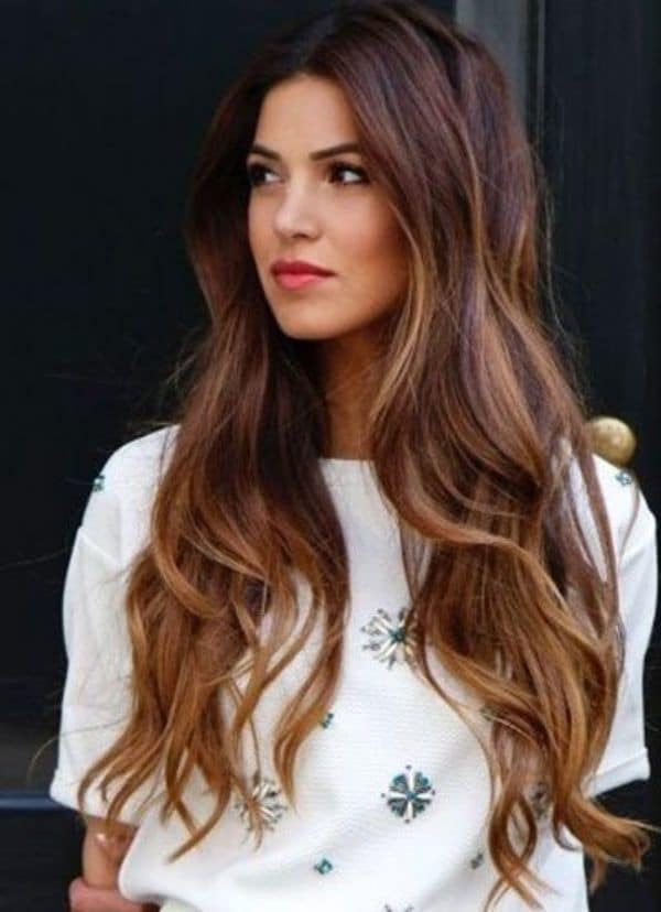 Highlights Brown Hair Color For