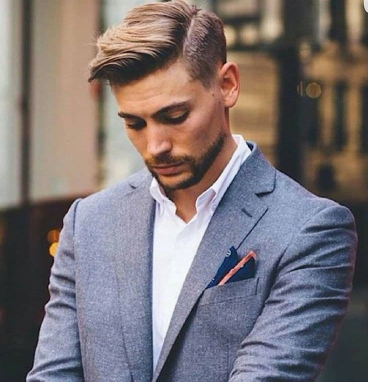 10 Stately Side Part Hairstyles For Men Hairstylecamp