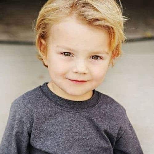 80 Splendid Little Boy Haircuts For 2019 January 2019