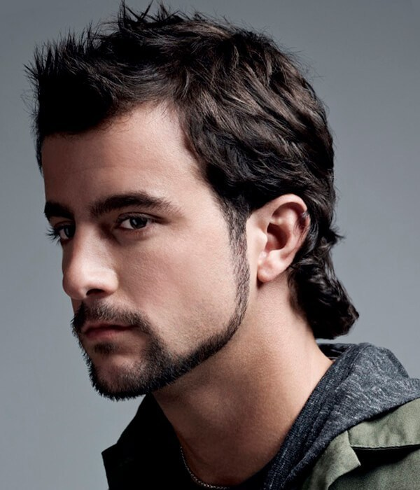 10 Modern Mullet Haircuts For Stepping Out With Pride
