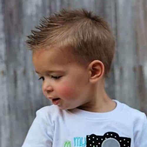 90 Splendid Little Boy Haircuts November 2020