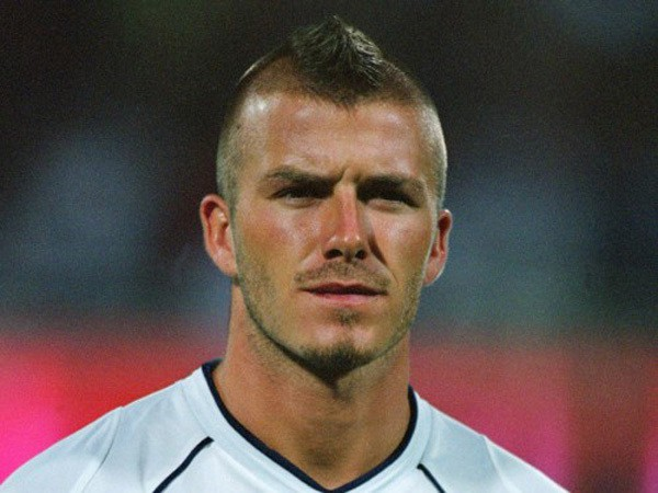 The Beckham Mohawk hairstyle
