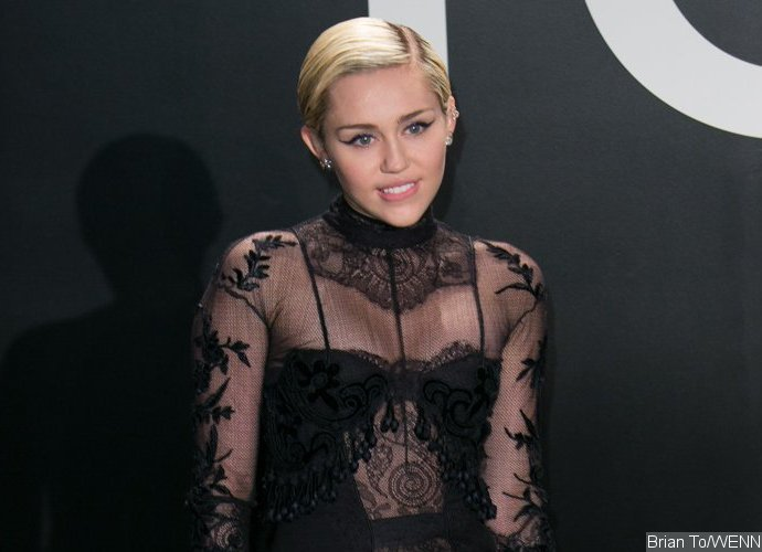 The Miley Short Hairstyle