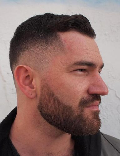 15 Zero Fade Haircuts To Look Younger Instantly 2019