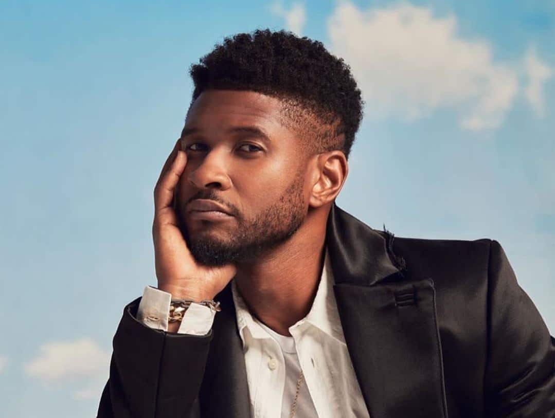 7 Of The Best Usher Haircuts To Copy Now Hairstylecamp