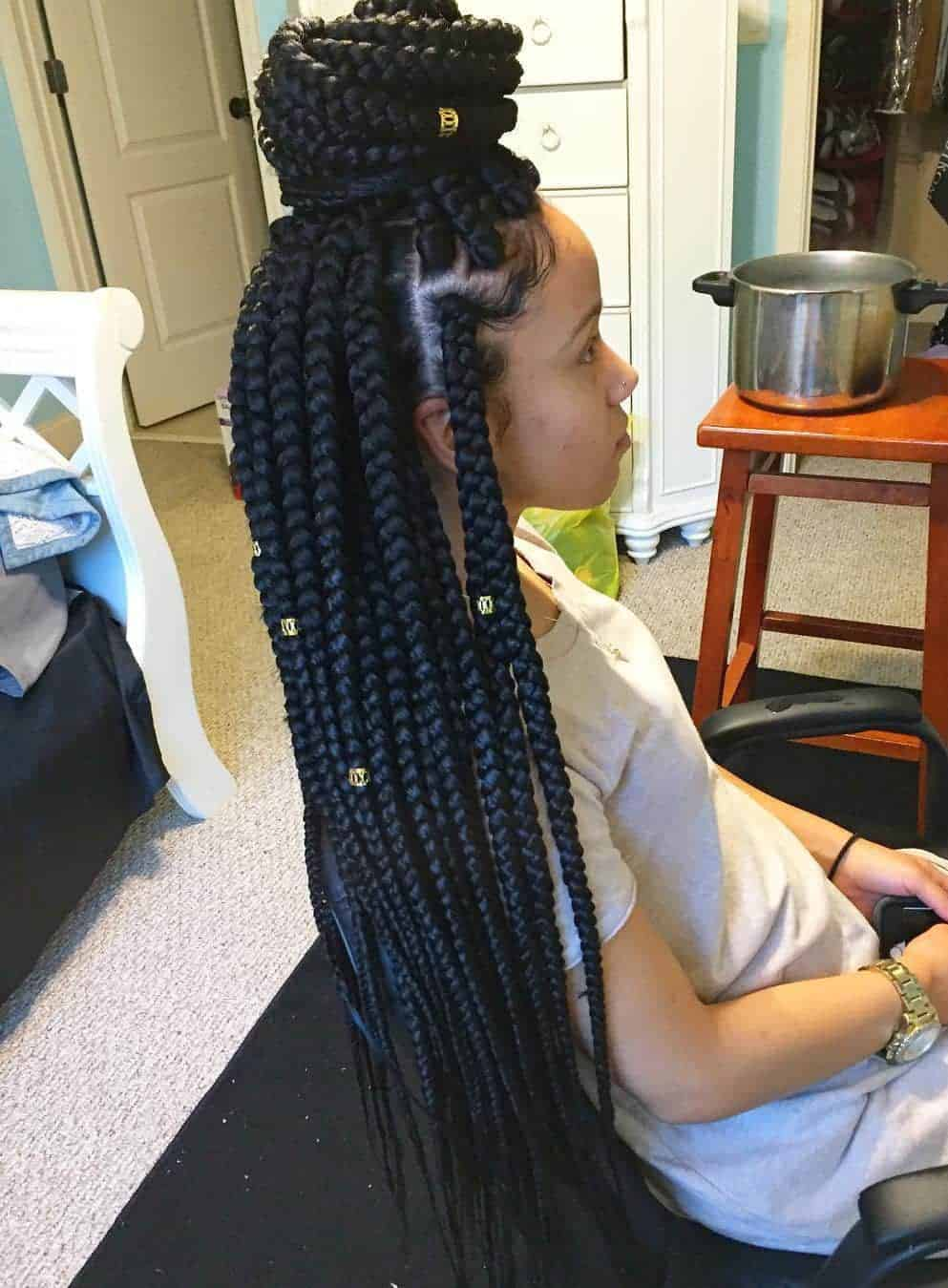 101 Angelic Hairstyles for Little Black Girls [November. 2019]