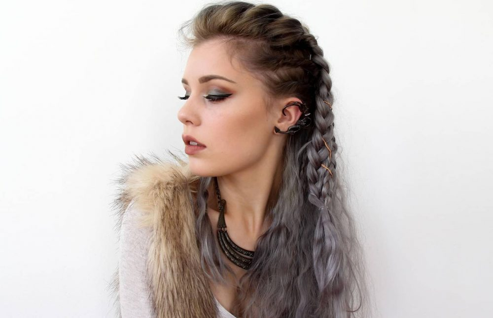 10 Veracious Viking Braids For Women Inspired By History