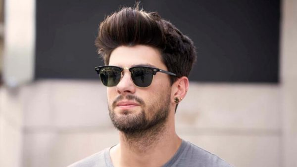 15 Curly Pompadour Hairstyles For Men To Try Hairstylecamp