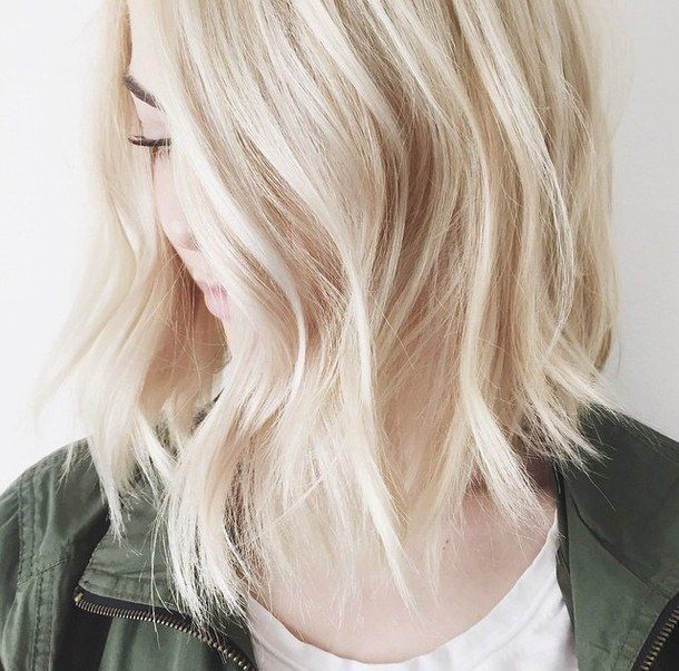 7 Bright Light White Blonde Hair That Ll Live Forever Hairstylecamp