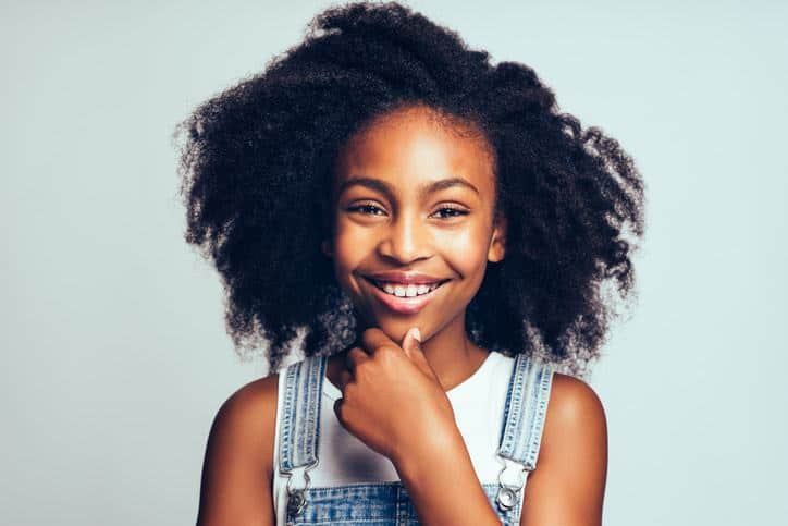 101 Angelic Hairstyles For Little Black Girls July 2019