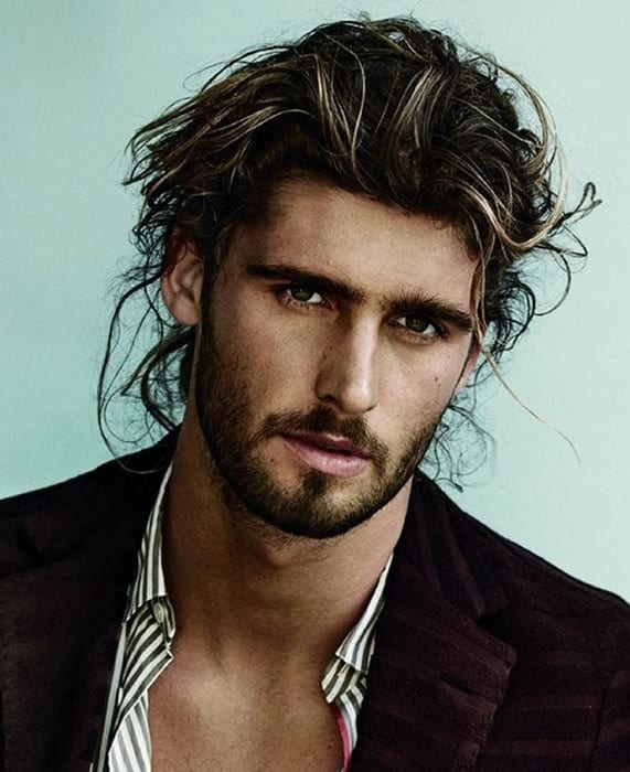 Awe Inspiring 20 Hot Handsome Male Models With Beards 2020 Update Schematic Wiring Diagrams Amerangerunnerswayorg