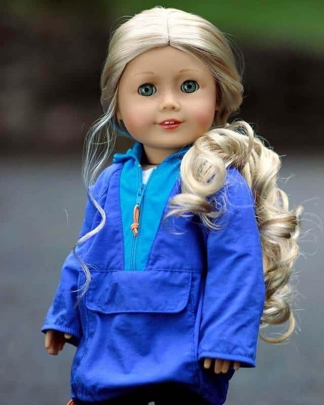 40 Cute Beautiful American Girl Doll Hairstyles 2019 Guide