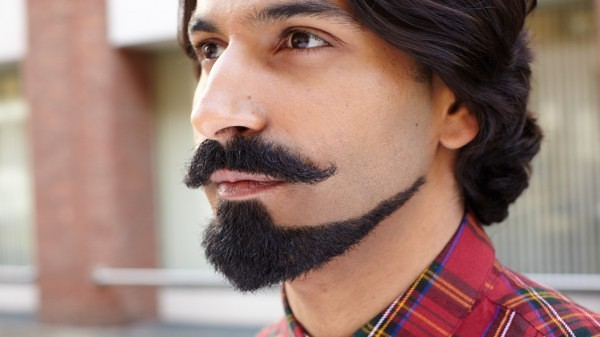 Anchor Beard style you love