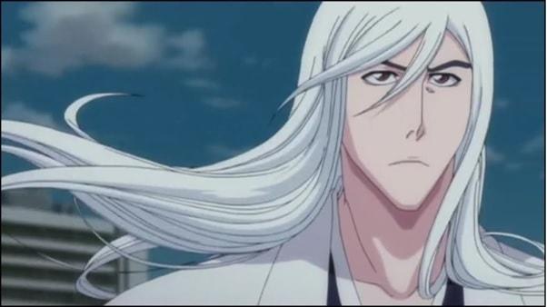 10 Jushiro Ukitake Hairstyle