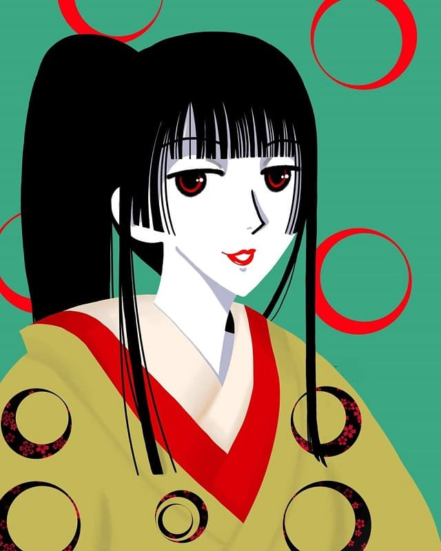 15 Most Popular Anime Girl Characters With Black Hair