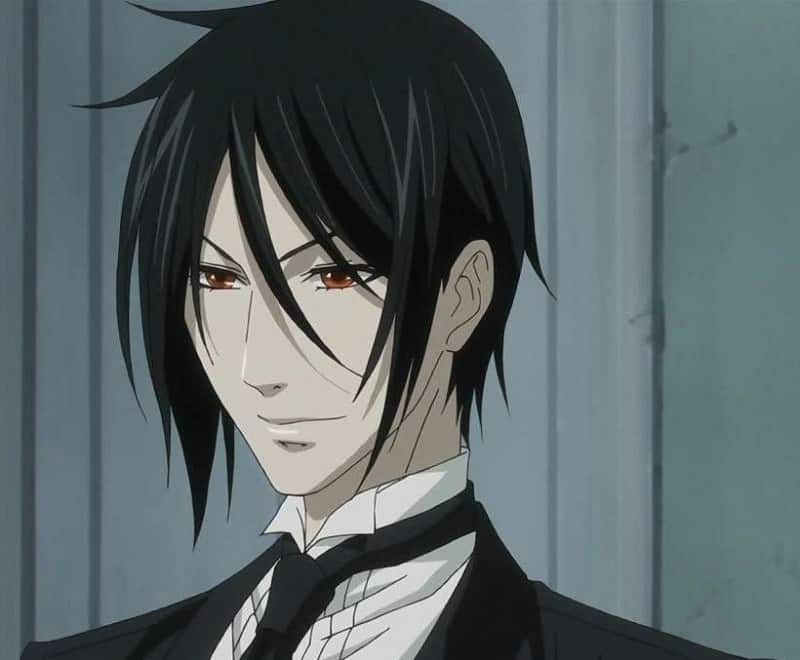 10 Most Popular Anime Guys With Black Hair Hairstylecamp