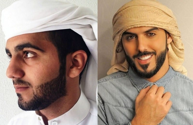 arabic styled beard 25 popular beard styles for arabic men - 800×518