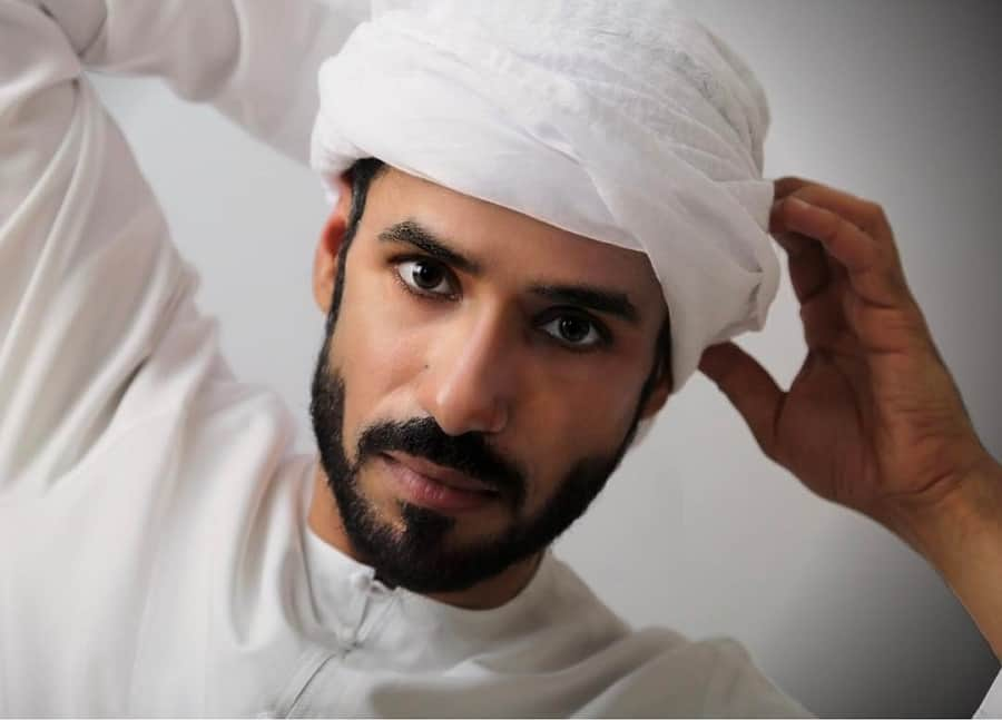 arabic styled beard 25 popular beard styles for arabic men - 900×647