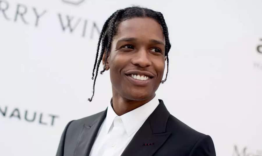 9 Asap Rocky Braid Hairstyles For Braid Lovers