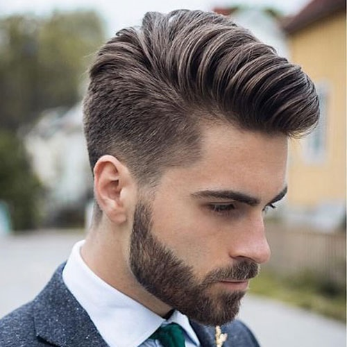 6 Effortless Comb Over Hairstyles For Asian Men