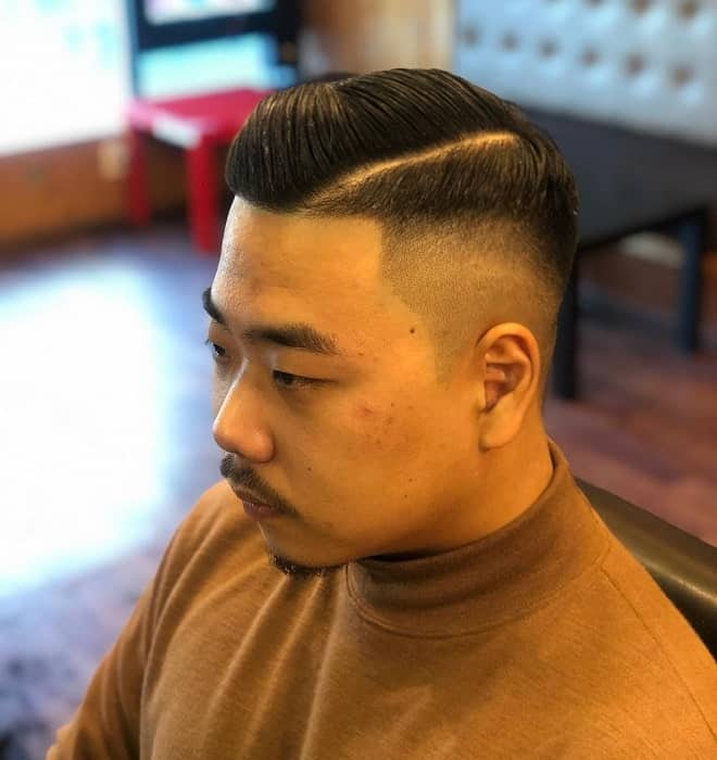 12 Dynamic Fade Hairstyles For Robust Asian Men