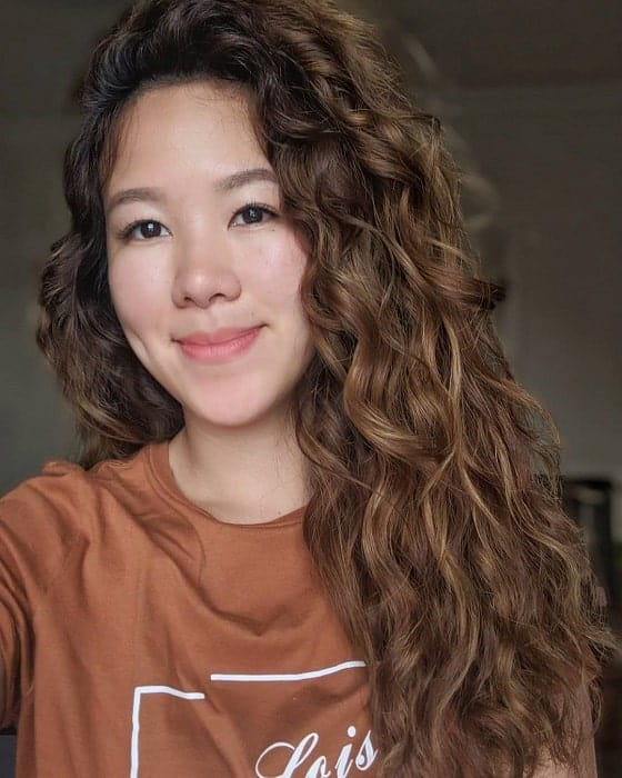 I like her in korean