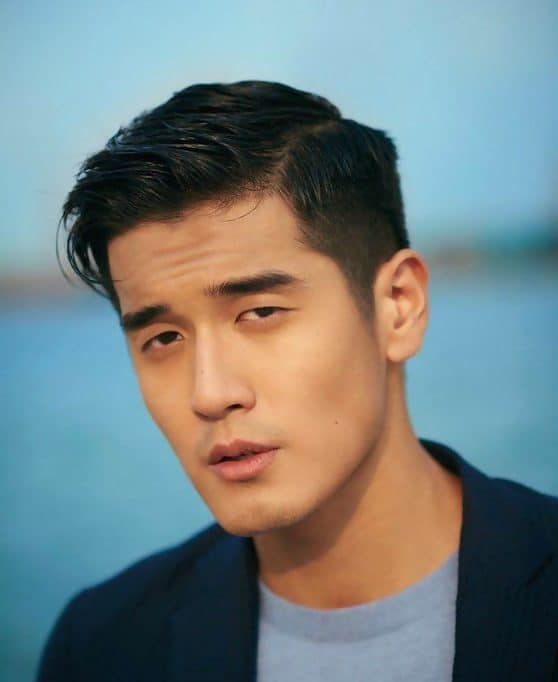12 Effortless Short Hairstyles For Asian Men To Try Hairstylecamp
