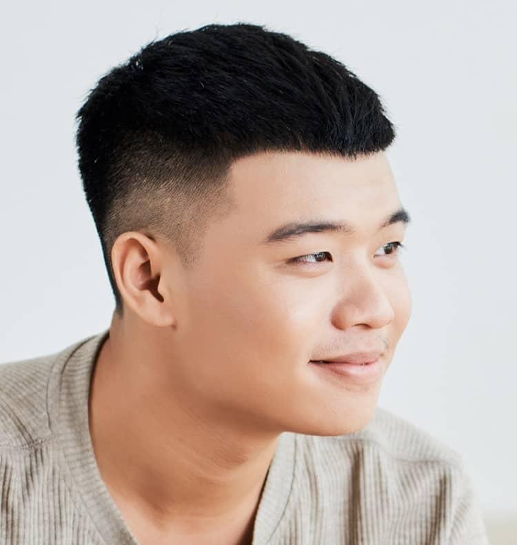 haircuts for Asian guys