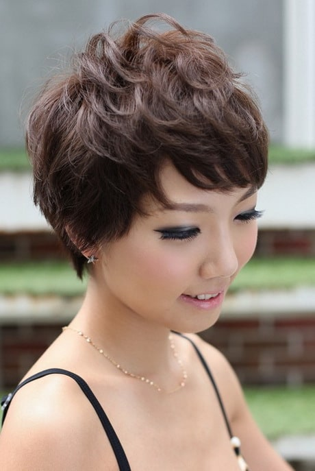 12 Asian Pixie Cuts That Are Way Too Sassy Hairstylecamp