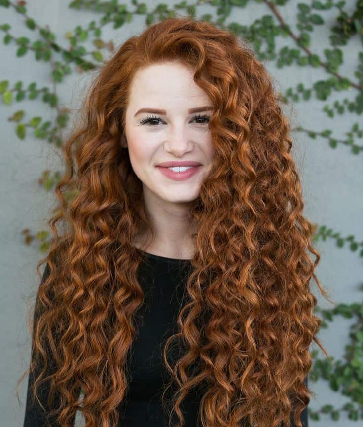 12 Eye Catching Auburn Curly Hair Ideas to Copy