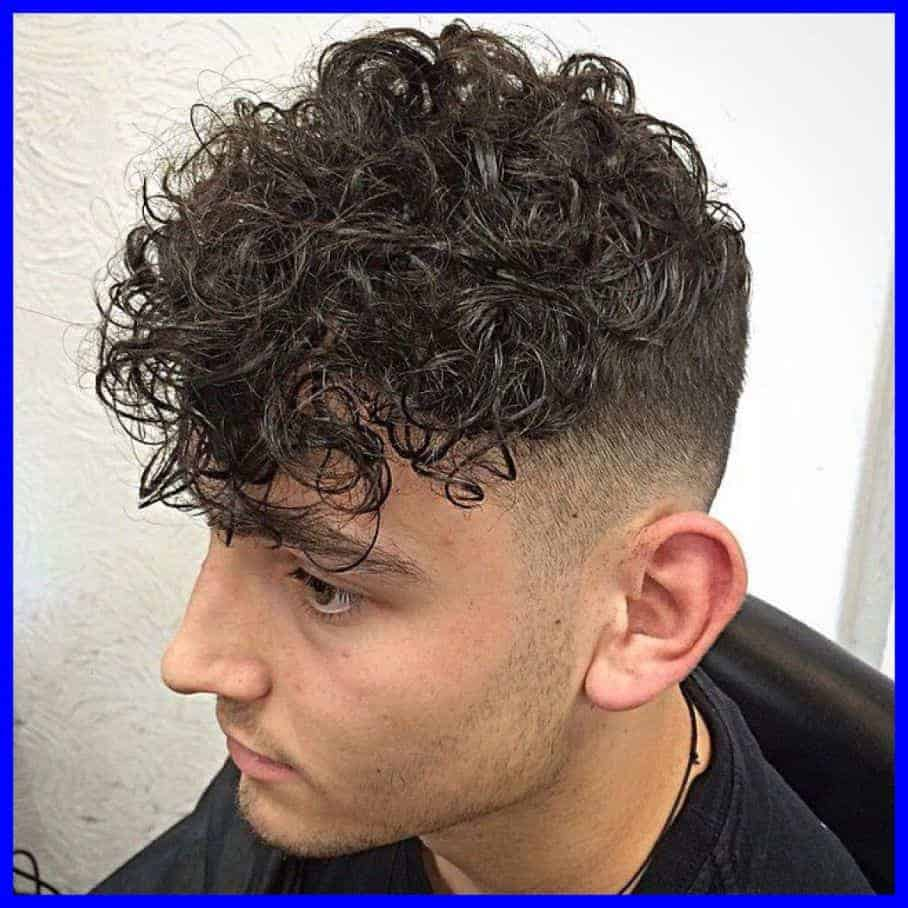 110 Awesome Curly Hairstyles For Men 2018 Hairstylecamp